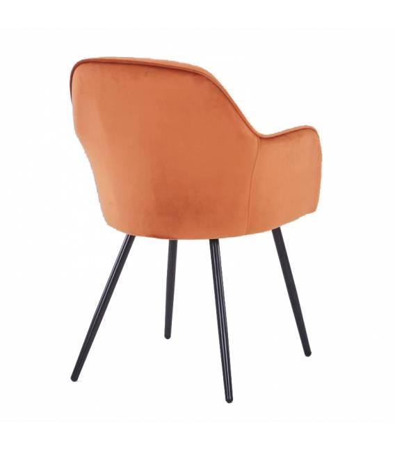 Krėsliukas MOREN VIC oranžinis
