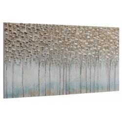 Paveikslas SHINY TREES 60x120