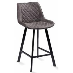 Pusbario kėdė MAXIM grafito