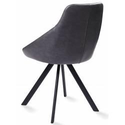 Kėdė ALUMNA šviesiai pilka