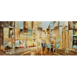 Paveikslas YELLOW CITY 80x180