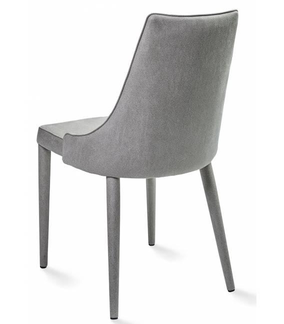 Kėdė UMBERTO eco-nobuck šviesiai pilka