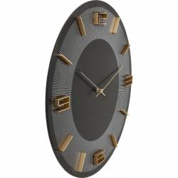 Laikrodis LEONARDO BLACK GOLD