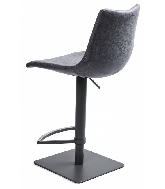 Baro kėdė AVENA PU grafito