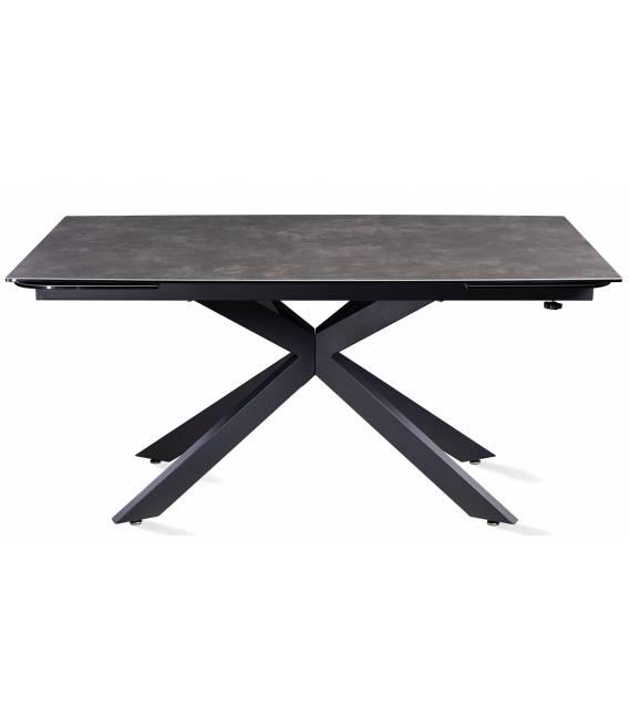 Išskleidžiamas stalas RENZO VULCANO ROCA 160(240)x90x76