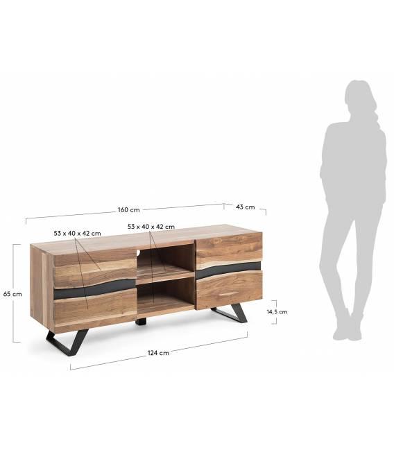 TV staliukas IRVIN 160x43