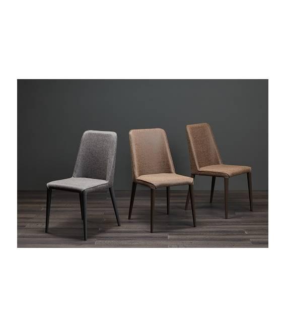 Kėdė SERRA PU pilka