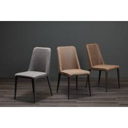 Kėdė SERRA pilka