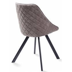 Kėdė RUBY VIC šviesiai ruda