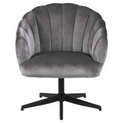 Fotelis 86390 VIC rožinė