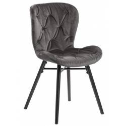Kėdė 19852 VIC pilka