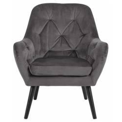 Fotelis 85210 VIC rožinis