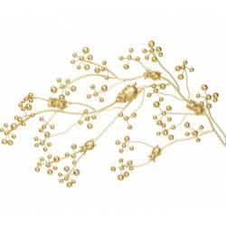 Kabykla BEETLE ON TREE aukso