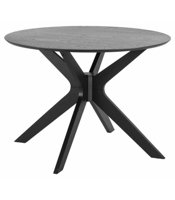 Apvalus stalas 80527 Ø105 juodas