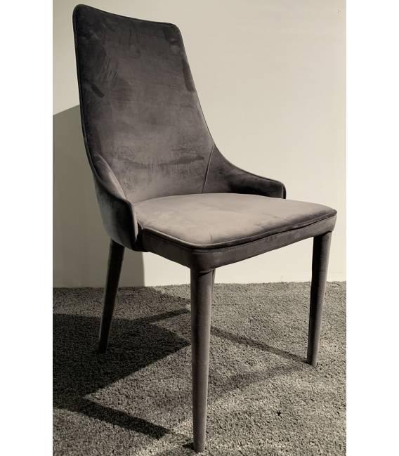 Kėdė MIRA VIC tamsiai pilka