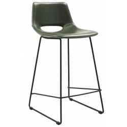 Pusbario kėdė ZIGGY žalia