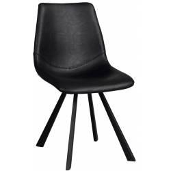 Kėdė ALPHA PU juoda