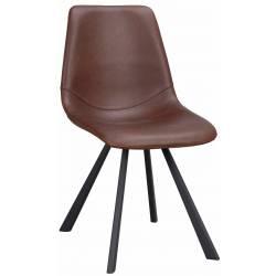 Kėdė ALPHA PU ruda