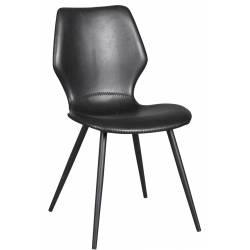 Kėdė HIGHROCK PU juoda