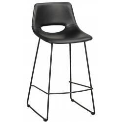 Pusbario kėdė MANNING juoda