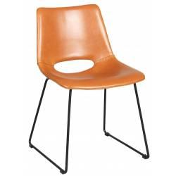 Kėdė MANNING PU šviesiai ruda
