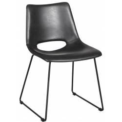 Kėdė MANNING PU juoda