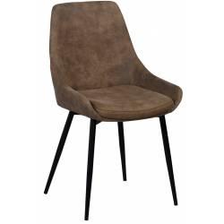Kėdė SIERRA PU ruda