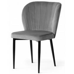 Kėdė MERIDA šviesiai pilka