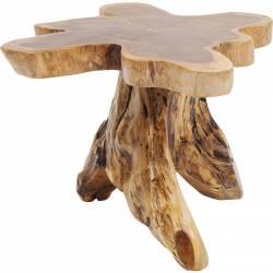 Šoninis staliukas TREE BIG šviesiai rudas