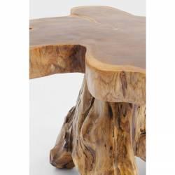 Šoninis staliukas TREE šviesiai rudas