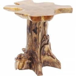 Šoninis staliukas TREE SMALL šviesiai rudas