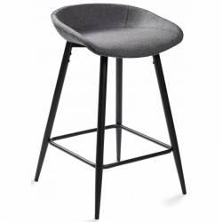 Pusbario kėdė CLEO pilka