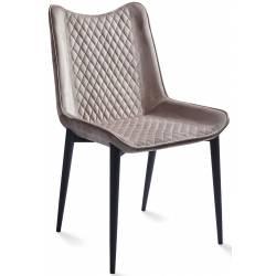 Kėdė ROSA šviesiai rusva