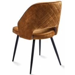 Kėdė UNA VIC garstyčių