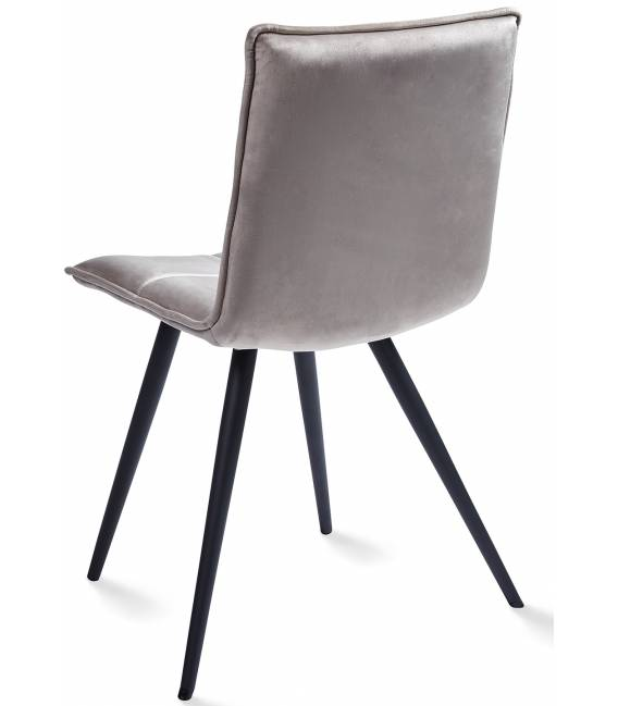 Kėdė LUNA VIC šviesiai pilka