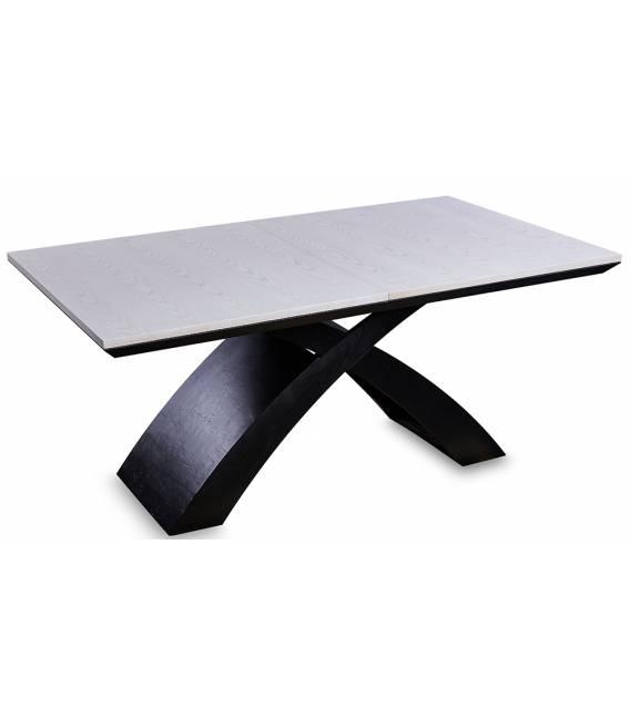 Išskleidžiamas stalas AVEIRO 170(270)x90 Balinto ąžuolo faneruotė