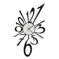 Laikrodis BIG BIG BANG 110x62 juodas