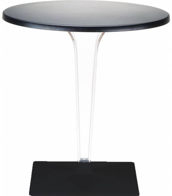 Apvalus stalas ICE Ø80 juodas