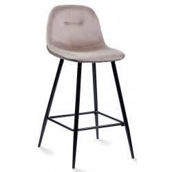 Pusbario kėdė CONNY VIC šviesiai ruda