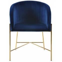 Krėsliukas 77800 VIC mėlynas