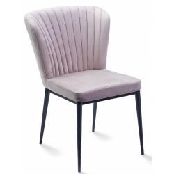 Kėdė ROMINA VIC šviesiai rusva