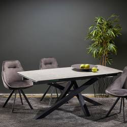 Išskleidžiamas stalas ARTISTICO 180(260)x90x75h