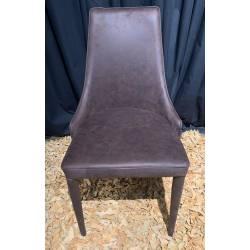 Kėdė UMBERTO eco-nobuck pilka