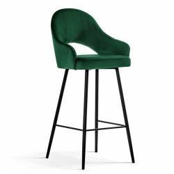 Pusbario kėdė POLA žalia
