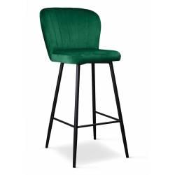 Pusbario kėdė MERIDA VIC žalia