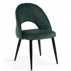 Kėdė BERTO VIC tamsiai žalia