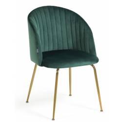 Kėdė LUMINA VIC tamsiai žalia