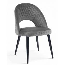 Kėdė BERTO VIC grafito