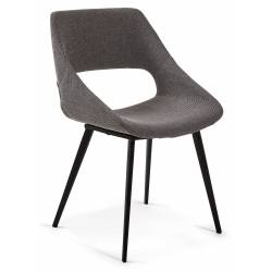Kėdė HEST tamsiai pilka