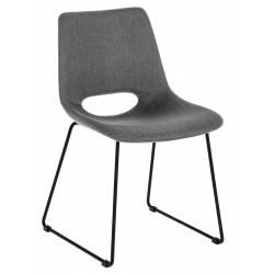 Kėdė ZIGGY pilka
